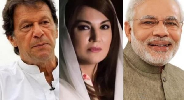 imran s ex wife reham khan praised pm narendra modi