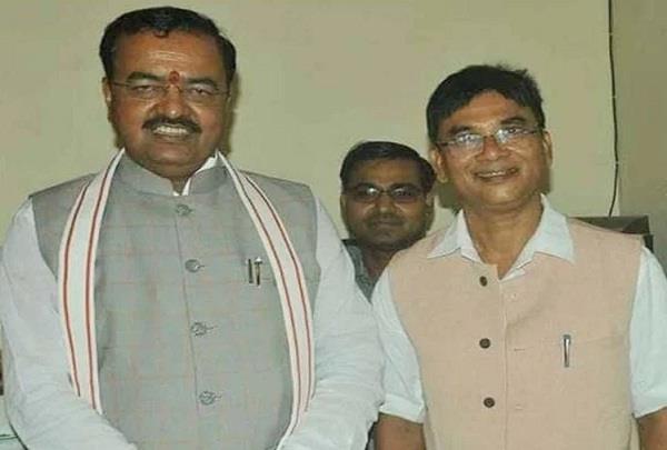 mla arun maurya expelled from bjp