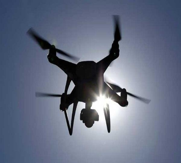 drones become a headache for bsf on indo pak border