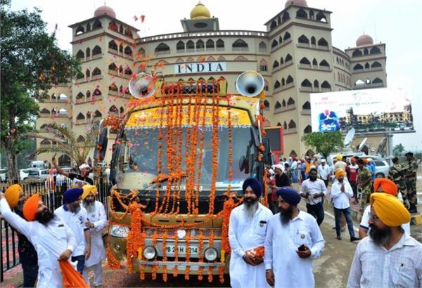 pakistan starts issuing visas to indian sikh pilgrims