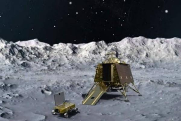 isro big statement on chandrayaan 2 lander vikram is safe