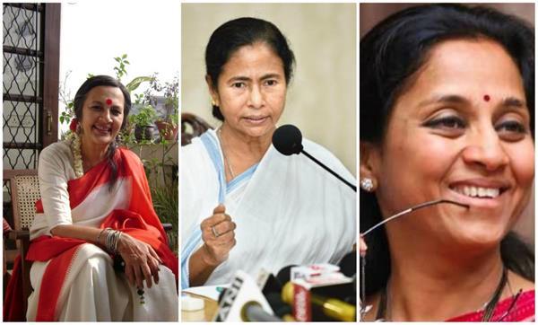 भारत की 10 महिला राजनेत्रियां, जिन्होंने राजनीति में पुरुषों को दी टक्कर