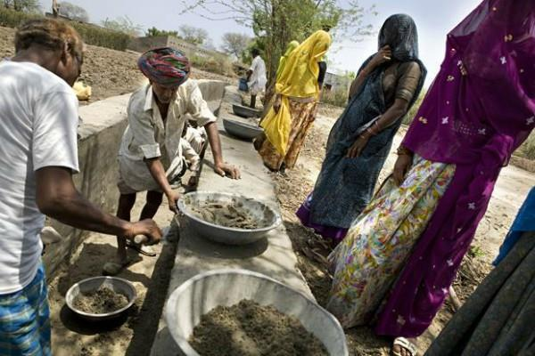 government will give training to mgnrega laborers