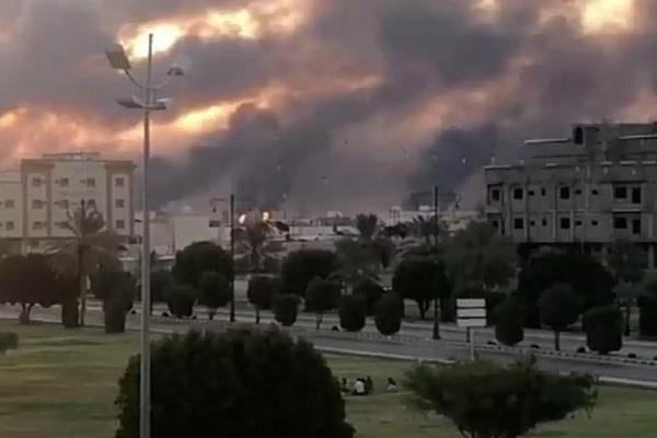 pentagon iran saudi arabia mike pompeo saudi attack united states