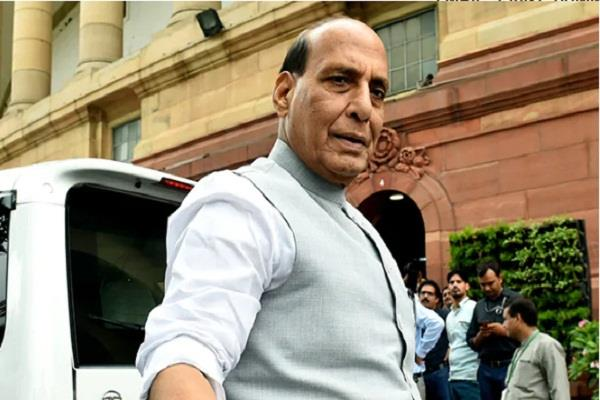 rajnath singh will fly from fighter aircraft tejas on 19 september