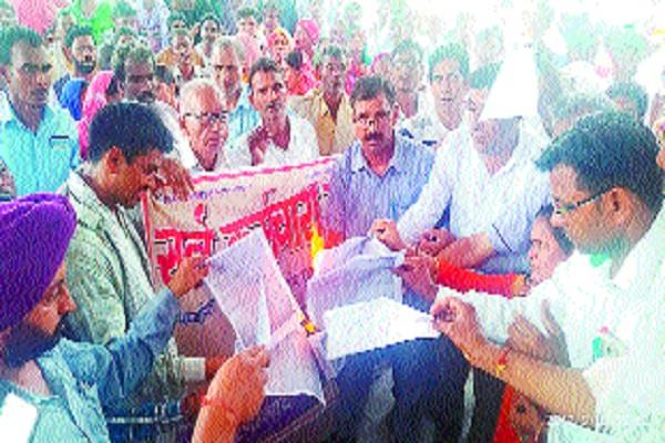 employees expressed anger by burning copies of invitation cards