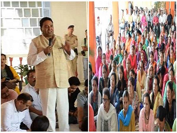 kullu congress s monthly meeting held