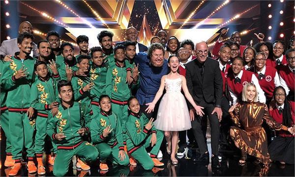 'America's Got Talent' के फाइनल में पहुंचा मुंबई स्लम एरिया का 'V Unbeatable' ग्रुप