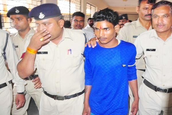 convicted rape murder child imprisonment decision two months