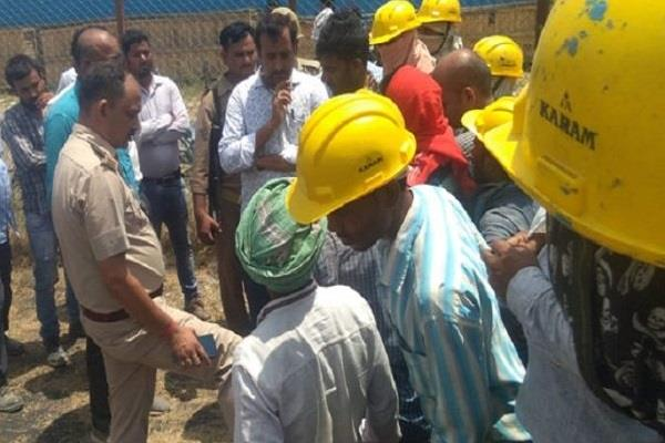 wake administration after suspicious death of laborers