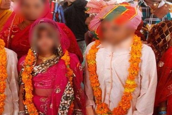 case of child marriage in imrati devi s district