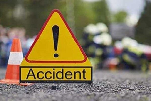 bike rider dies in road accident