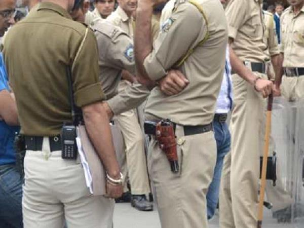 security of 1 lakh residents handed over to 18 personnel