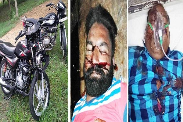 batala 2 youths killed 1 seriously injured road accident