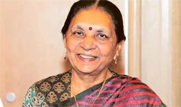 anandiben patel congratulated the people of navratri
