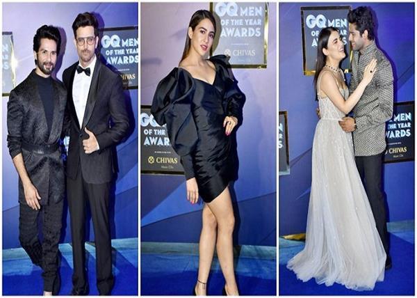 GQ Awards: वेस्टर्न ड्रेस में भी सारा नहीं भूली अपने संस्कार, वहीं कृति-डायना का फैशन हो गया फ्लॉप