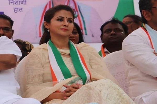 urmila matondkar congress mumbai north lok sabha seat