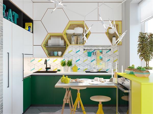 Modern ओपन किचन के लेटेस्ट डिजाइन (See Pics)