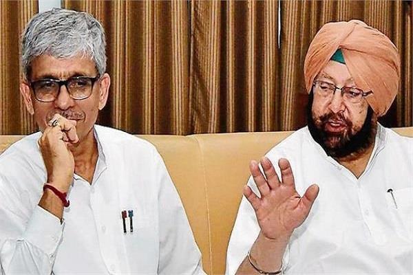 chief minister accepts suresh kumar resignation