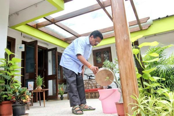 kejriwal champion campaign against dengue