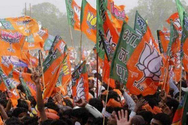 nine bjp leaders including pm modi and hema malini will campaign tomorrow