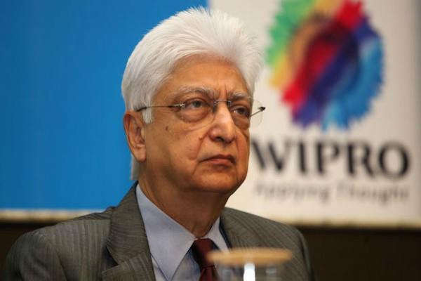 azim premji sold 7300 crore shares of wipro