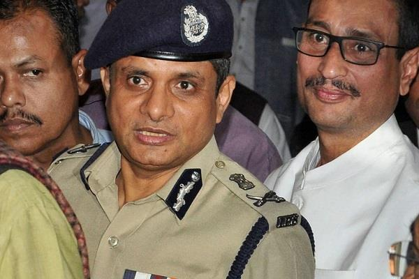 cbi reached west bengal secretariat about cop rajeev kumar