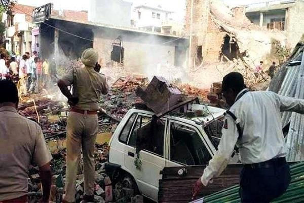 batala factory blast fir lodged against factory owner