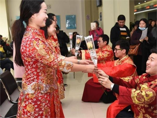 11 chinese relatives marry divorce 23 times in home scheme