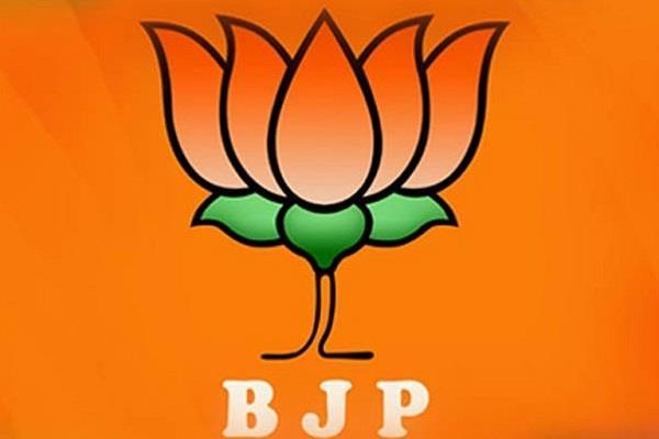 bjp declared candidates for phagwara and mukerian seats