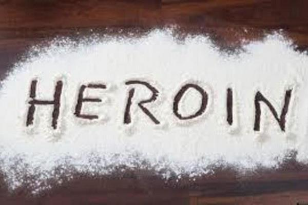 5 crore heroin recovered