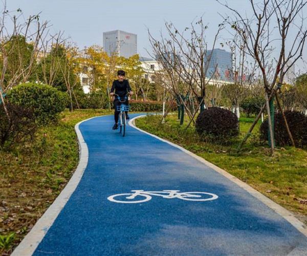दुबई में बन रही हैं नीले रंग की सड़के, वजह है बड़ी इंटरस्टिंग