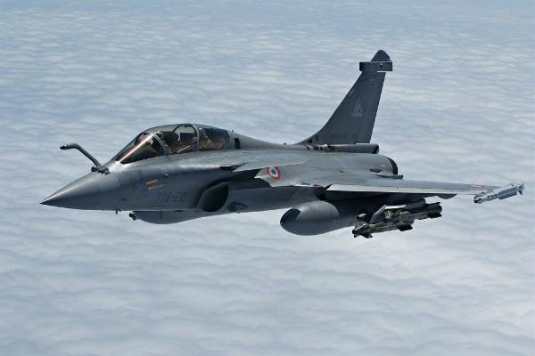 rafale will come to india with a delay of 2 weeks