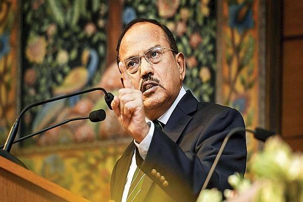 nsa ajit doval jammu kashmir pakistan article 370 news latest news