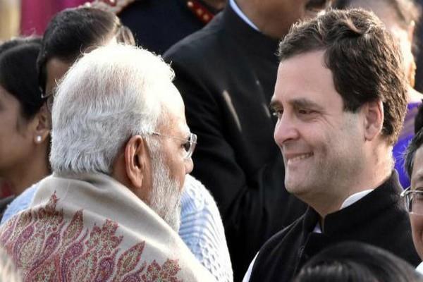 rahul sonia gandhi congratulates pm modi on his birthday