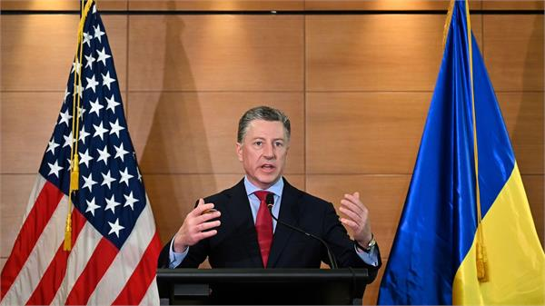 tump impeachment us special envoy in ukraine kurt volker resigns