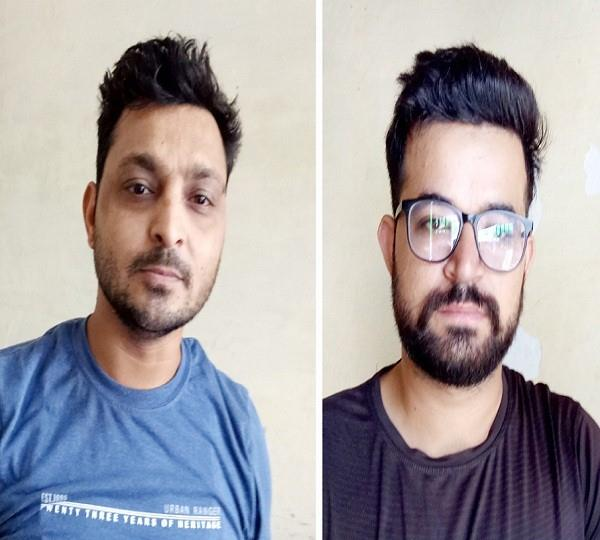 second accused arrested for cheating on reliance petrol pump
