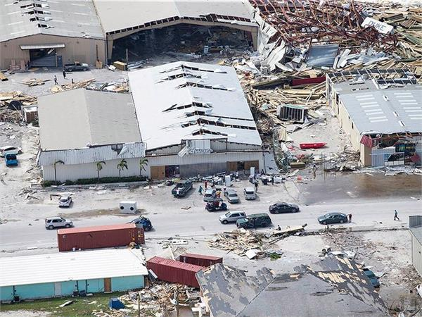 un releases 1 million in emergency aid for bahamas