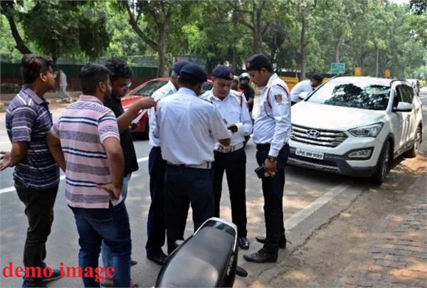 truck owner filed the biggest challan