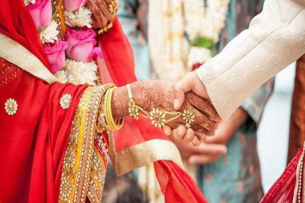 gang busted name of marriage 4 arrested including 2 women