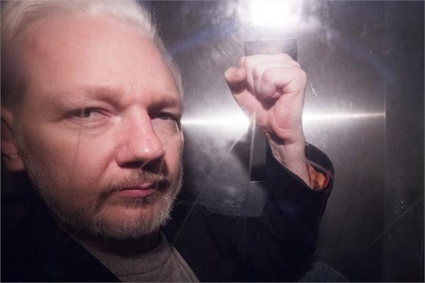 assange prison conditions worse than for terrorists