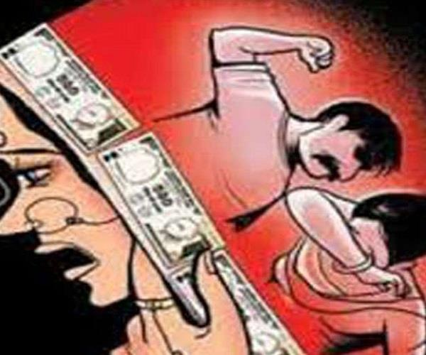 dowry demand not met married woman beaten out of house