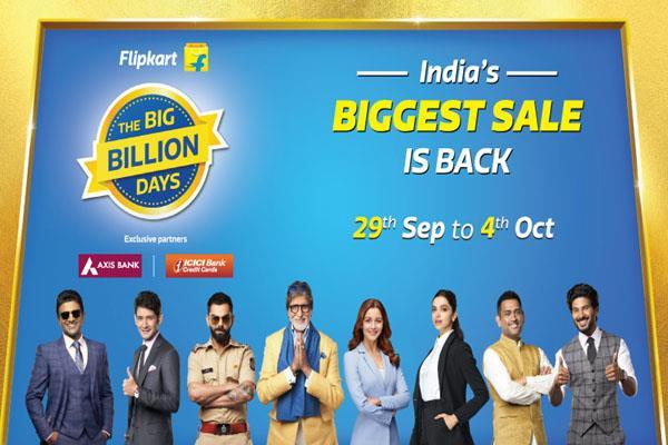 amazon and flipkart s festive sale to start from september 29