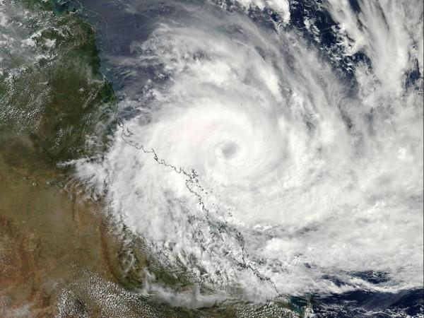 danger of cyclonic storm in gujarat