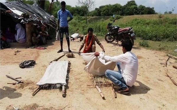 खुले में शौच करना नाबालिगों को पड़ा महंगा, लाठियों से मार की हत्या