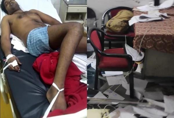 6 doctors suspended