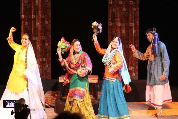 kullu amritsar the artist folklore bhaav vibhor