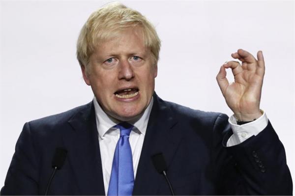 boris threatens mps over brexit mutiny