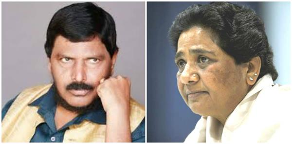 ramdas athawale s offer to mayawati along with this condition