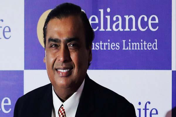 mukesh ambani became the richest indian for 8th consecutive year